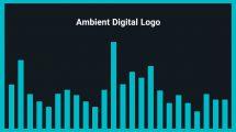 موزیک زمینه لوگو دیجیتال Ambient Digital Logo