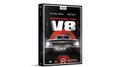 مجموعه افکت صوتی خودرو Boom Library Cars V8