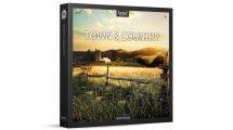 مجموعه افکت صوتی محیط ییلاق و دهات Boom Library Town Country