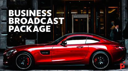 پروژه افترافکت برودکست کسب و کار Business Broadcast Package