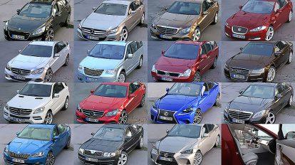 مجموعه مدل سه بعدی خودرو Contemporary Cars