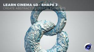 دوره آموزشی جامع طراحی سه بعدی انتزاعی با سینمافوردی