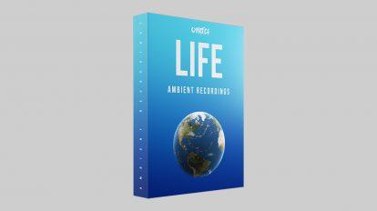 مجموعه افکت صوتی محیطی طبیعت Life Ambient Recordings