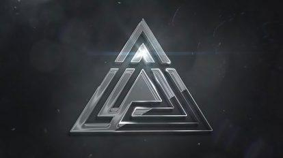 پروژه افترافکت نمایش لوگو شیشه ای حماسی Epic Gloss Logo