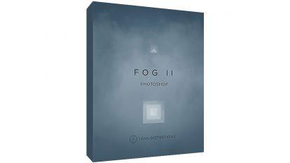 مجموعه اکشن فتوشاپ مه Fog II for Photoshop