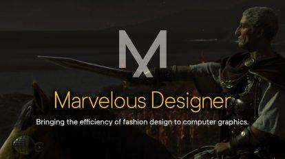 نرم افزار Marvelous Designer ابزار طراحی پارچه و لباس
