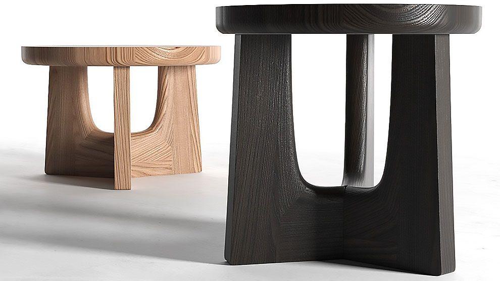 مدل سه بعدی میز قهوه خوری Nara Coffee Table