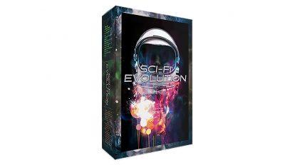 مجموعه افکت صوتی علمی تخیلی Sci-Fi World Evolution