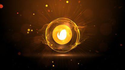 پروژه افترافکت نمایش لوگو با فرم انرژی Simple Form Logo Revealer