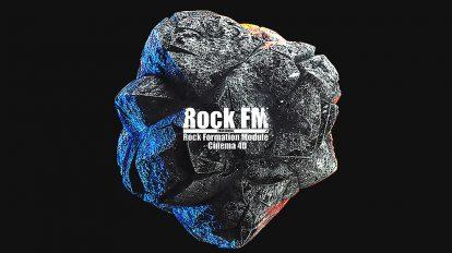 مجموعه مدل سه بعدی سنگ TFMSTYLE Rock