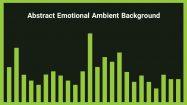 موزیک زمینه محیطی انتزاعی Abstract Emotional Ambient Background