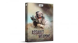 مجموعه افکت صوتی اسلحه Assault Weapons Bundle
