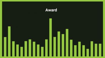 موزیک زمینه حماسی برای مراسم جوایز Award