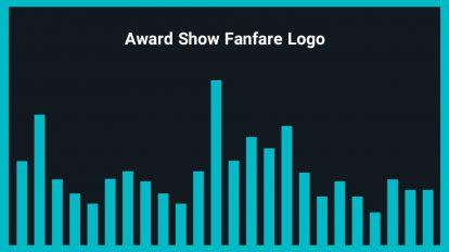 موزیک زمینه لوگو مراسم جوایز Award Show Fanfare Logo