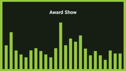 موزیک زمینه برای مراسم جوایز Award Show