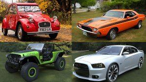 مجموعه مدل سه بعدی خودرو Car Collection Pack