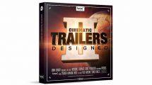 مجموعه افکت صوتی برای تریلر فیلم Cinematic Trailer Designed 2
