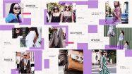 پروژه افترافکت تیزر تبلیغاتی فشن Clean Fashion Promo