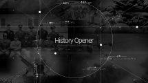 پروژه افترافکت افتتاحیه تاریخی History Opener