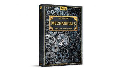 مجموعه افکت صوتی مکانیکی Mechanicals Construction Kit