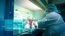 پروژه افترافکت تیزر تبلیغاتی کلینیک پزشکی Medical Clinic