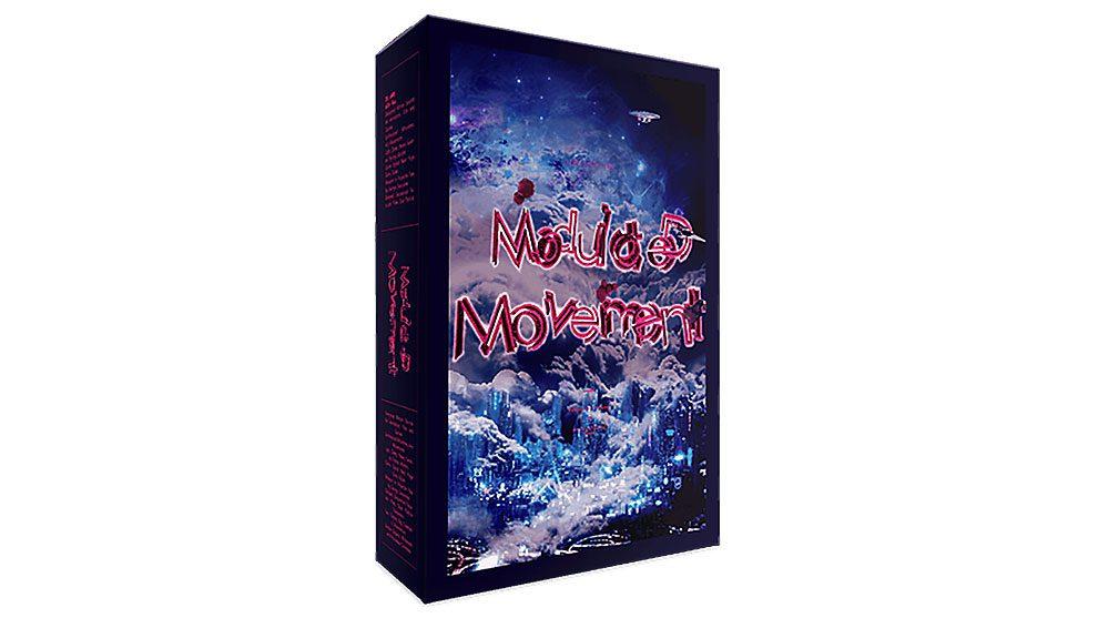 مجموعه افکت صوتی حرکات لحظه ای Modulated Movement