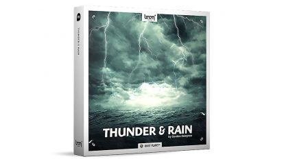 مجموعه افکت صوتی رعد و برق و باران Thunder Rain