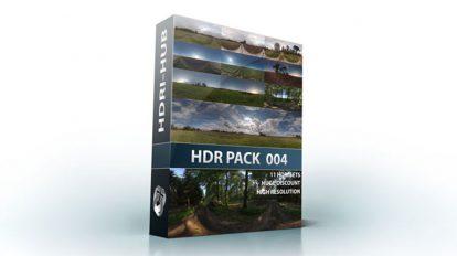 مجموعه تصاویر محیط جنگل و علفزار HDRI Hub HDR Pack 004