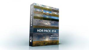 مجموعه تصاویر محیط روستایی HDRI Hub HDR Pack 014
