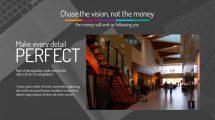 پروژه افترافکت پرزنتیشن شرکتی Positive Corporate Presentation