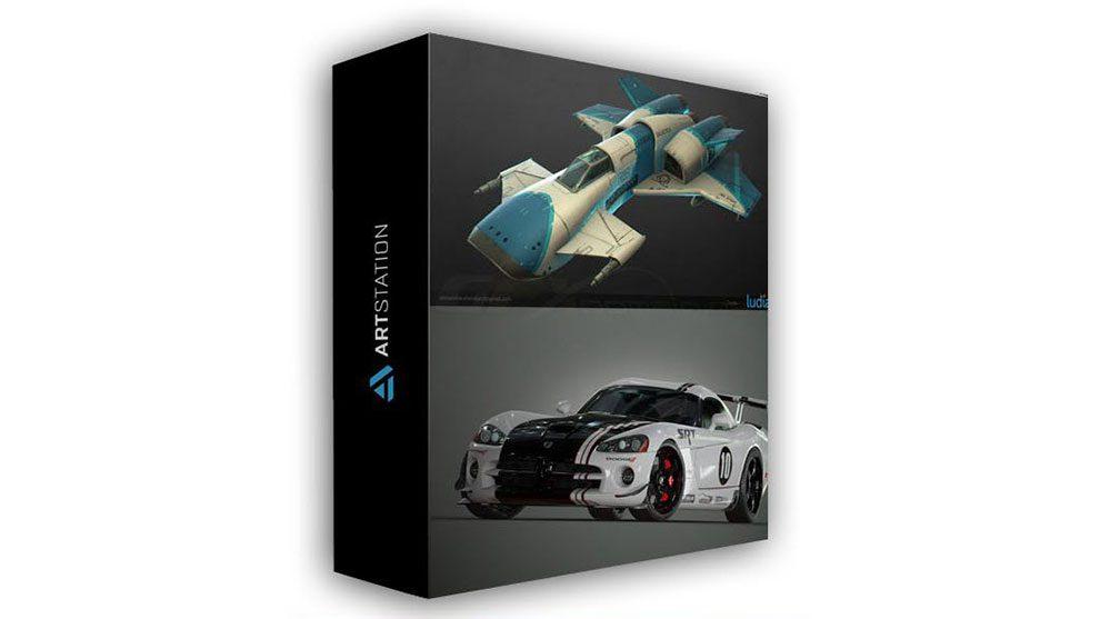 مجموعه باندل مدل سه بعدی Artstation 3D Models Bundle
