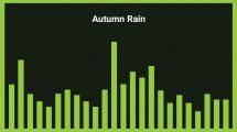 موزیک زمینه انگیزشی Autumn Rain