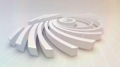 پروژه افترافکت نمایش لوگو درخشان Bright Logo Reveal