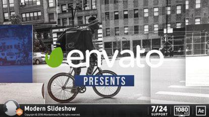 پروژه افترافکت اسلایدشو شرکتی Corporate Clean Slideshow