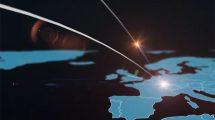 پروژه افترافکت اینفوگرافیک نقشه سه بعدی Infographics 3D Map Kit