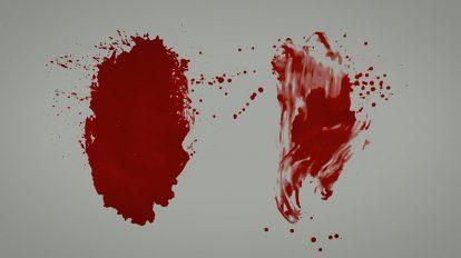 مجموعه تکسچر خون Blood Textures Pack