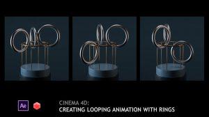 دوره آموزشی ساخت انیمیشن لوپ با حلقه ها در سینمافوردی