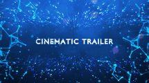 پروژه افترافکت تریلر سینمایی Cinematic Trailer