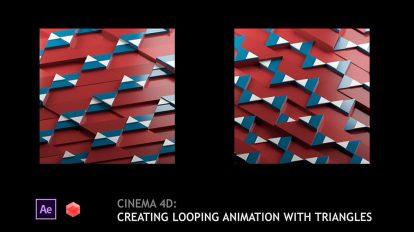 دوره آموزشی ساخت انیمیشن لوپ با سینمافوردی و ردشیفت
