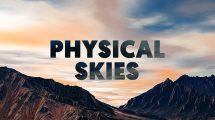 پلاگین سینمافوردی Physical Skies مجموعه پریست نورپردازی صحنه