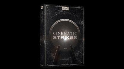 مجموعه افکت صوتی ضربه ای سینمایی Boom Library Cinematic Strikes