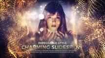 پروژه افترافکت اسلایدشو عروسی Charming Slideshow