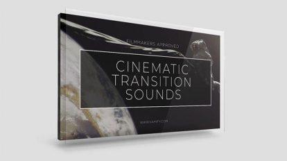 مجموعه افکت صوتی سینمایی Cinematic Transition Sounds