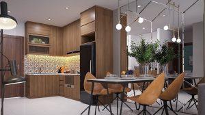 صحنه آماده سه بعدی محیط داخلی خانه Full House Design 2