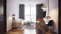 صحنه آماده سه بعدی محیط داخلی خانه Full House Design 4