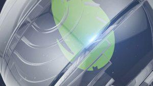 پروژه افترافکت نمایش لوگو با کره شیشه ای Glass Sphere Logo