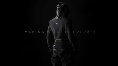 دوره آموزشی طراحی لباس به سبک Sci-Fi در Marvelous Designer