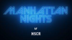 مجموعه تصاویر محیط شب Manhattan Nights Vol.1