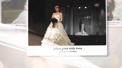 پروژه افترافکت اسلایدشو عروسی Wedding Slides