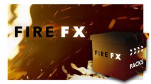 مجموعه فوتیج ویدیویی آتش CinePacks Fire FX